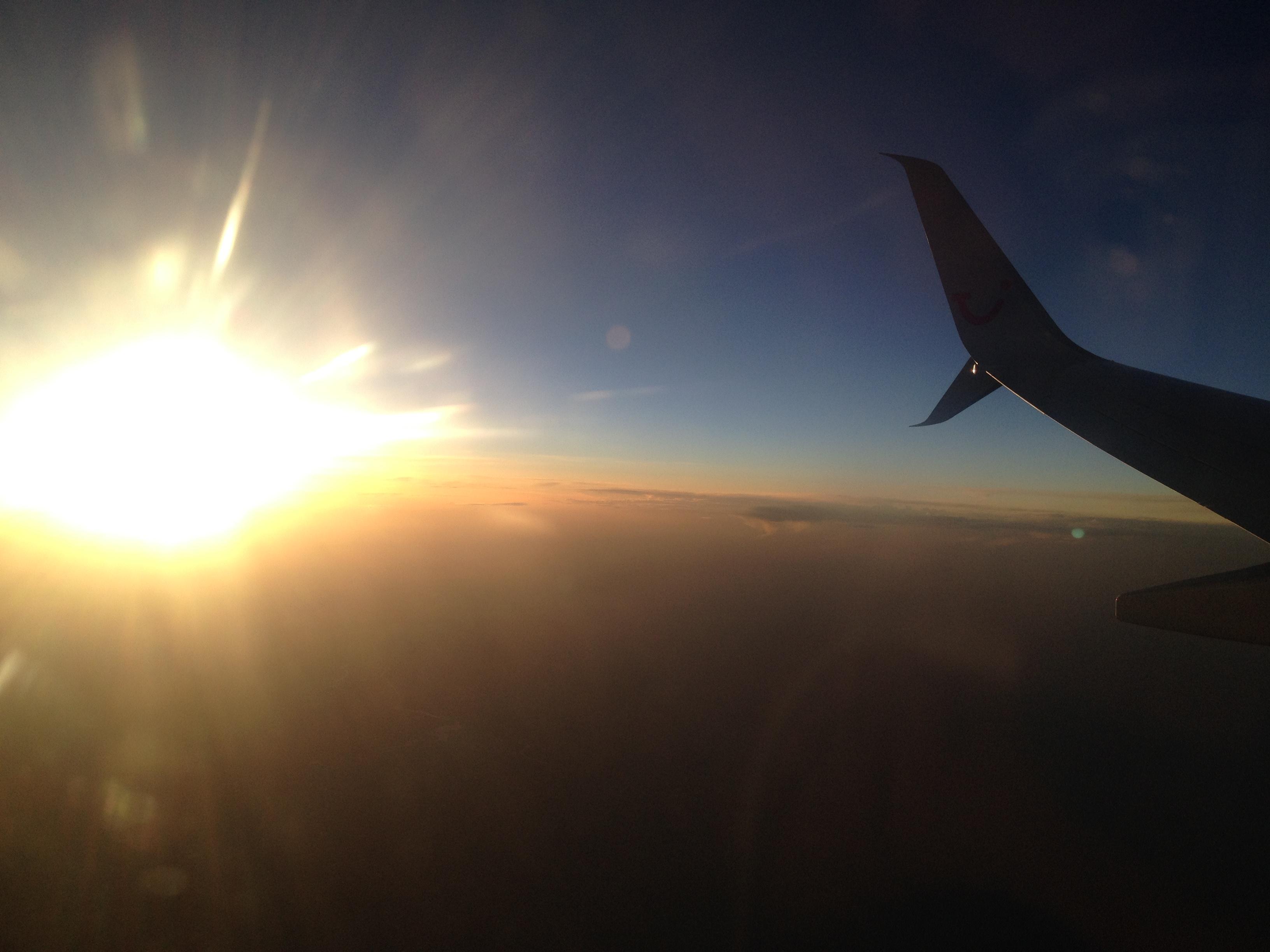 Über den Wolken – was die Zukunft wohl bringt?